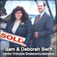 Sam & Deborah Swift - Senior Principal Brokers/Auctioneers